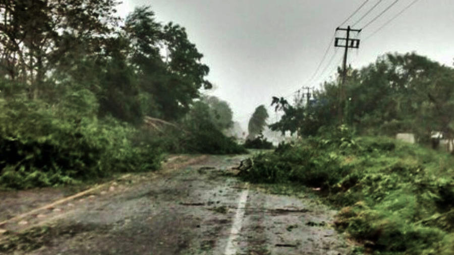 carretera huracan patricia
