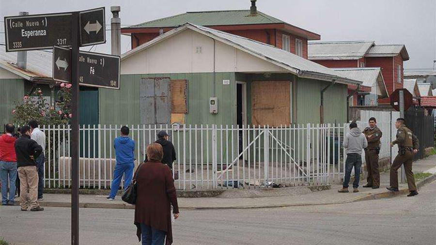 Aseguran que una casa en Chile está embrujada