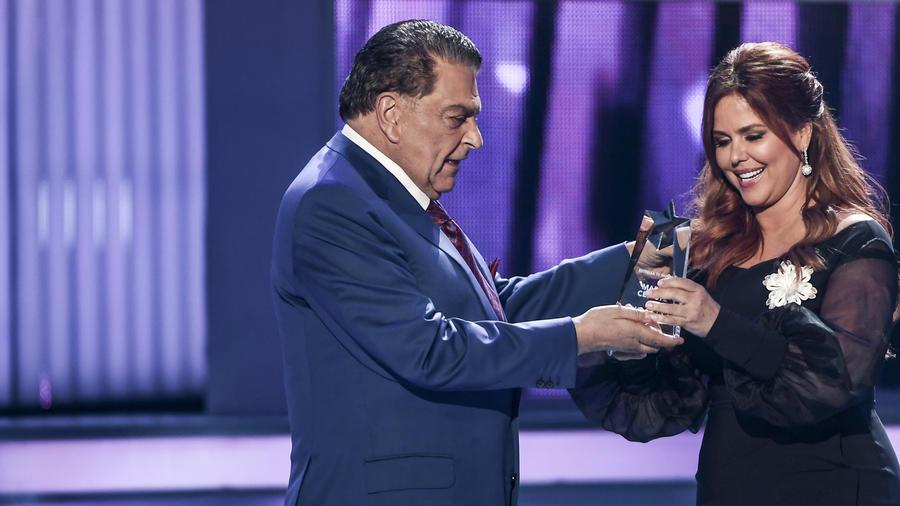 María Celeste Arrarás  - Premio Estrella tu Mundo.