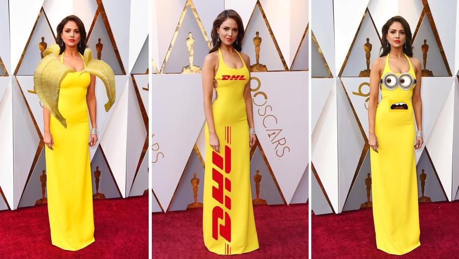Eiza González dress, memes