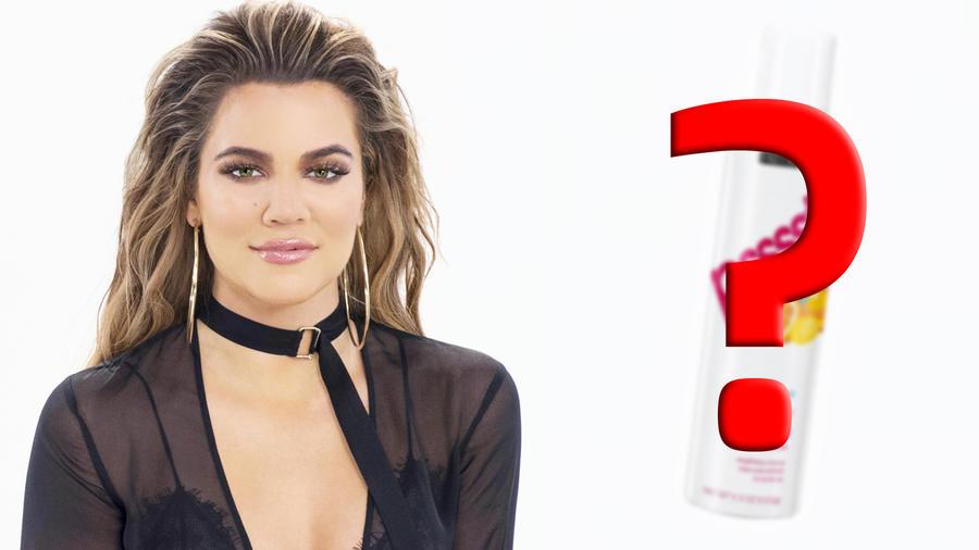 Khloé Kardashian reveló cómo lograr el cabello ideal