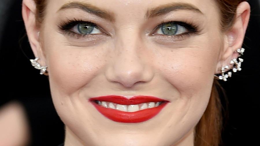 Emma stone en los premios SAG 2015