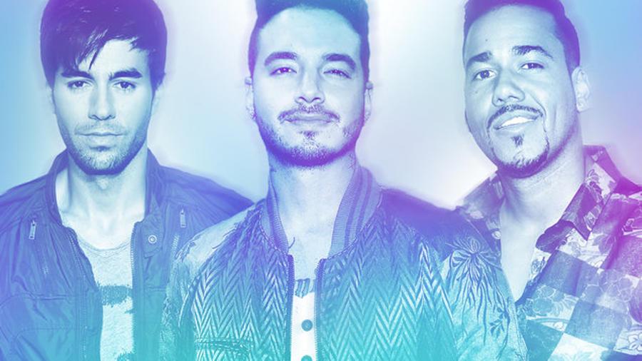 Enrique Iglesias, J Balvin, Romeo Santos