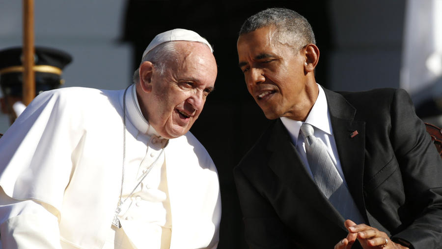francisco obama hablando