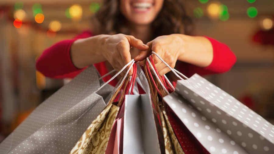 Compras navideñas