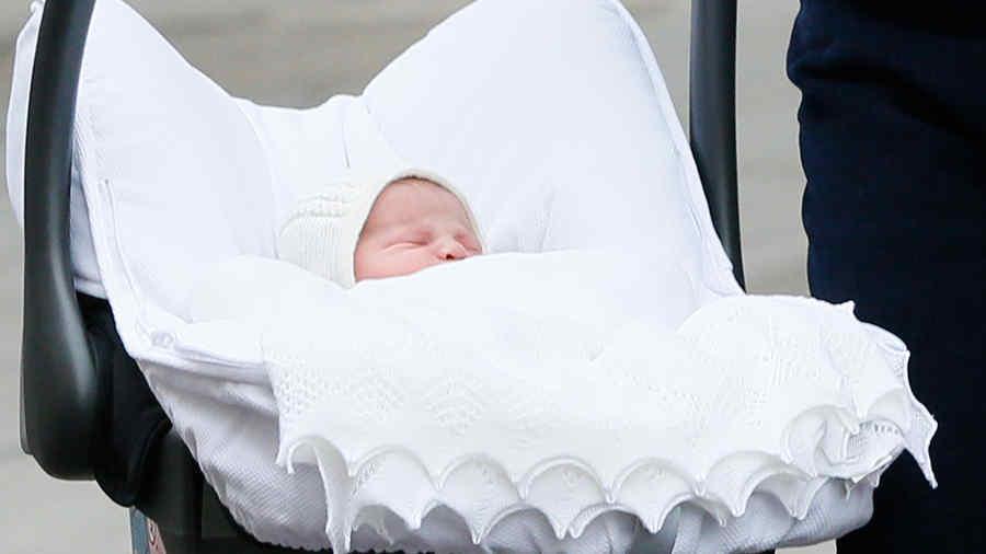 la princesa carlota elizabeth diana