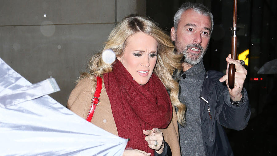 Carrie Underwood en Nueva York