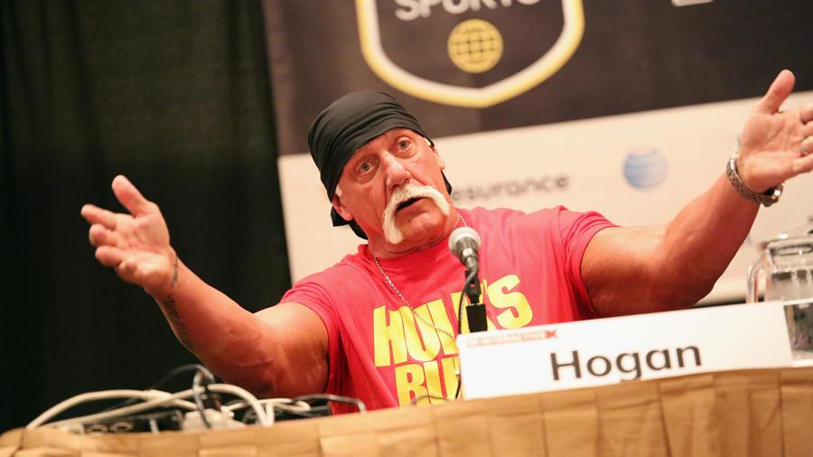 Hulk Hogan SA Sport Convention 2015