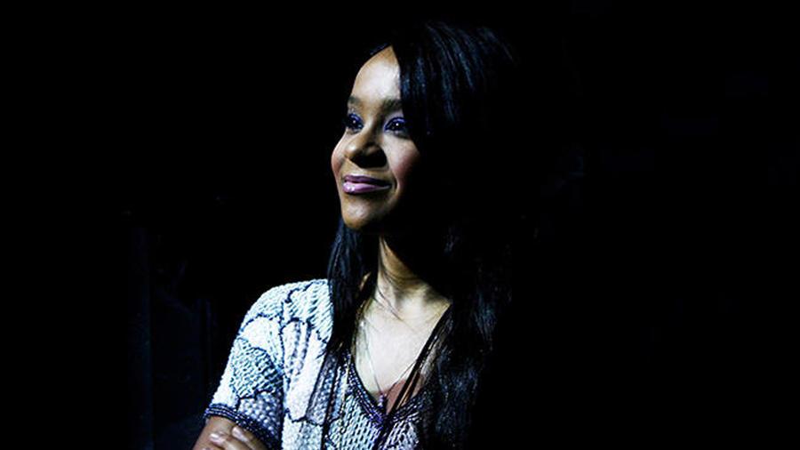 Bobbi Kristina, hija de Whitney Houston
