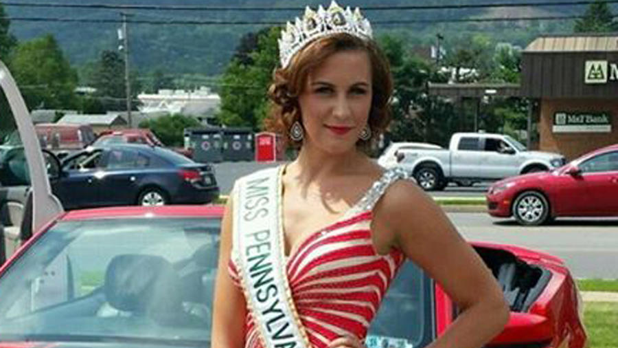 Brandi Lee Weaver-Gates, Miss Pensilvania