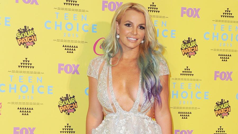 Britney Spears en Teen Choice Awards 2015