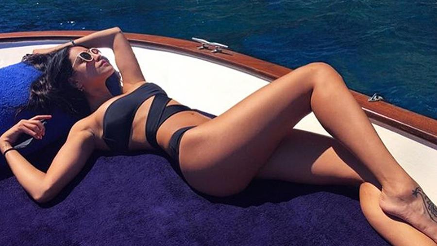 Eiza González en bikini