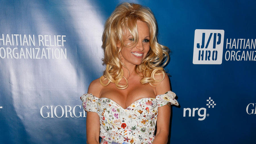 Pamela Anderson 2013