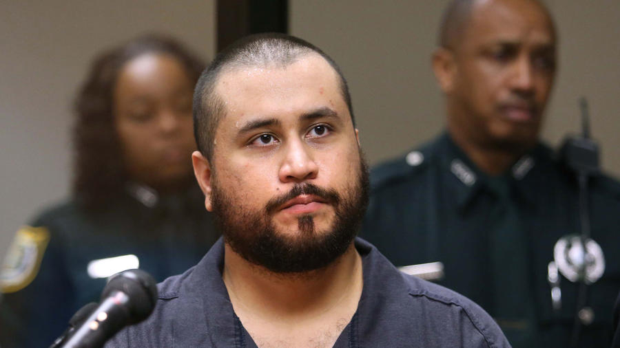 George Zimmerman en juicio