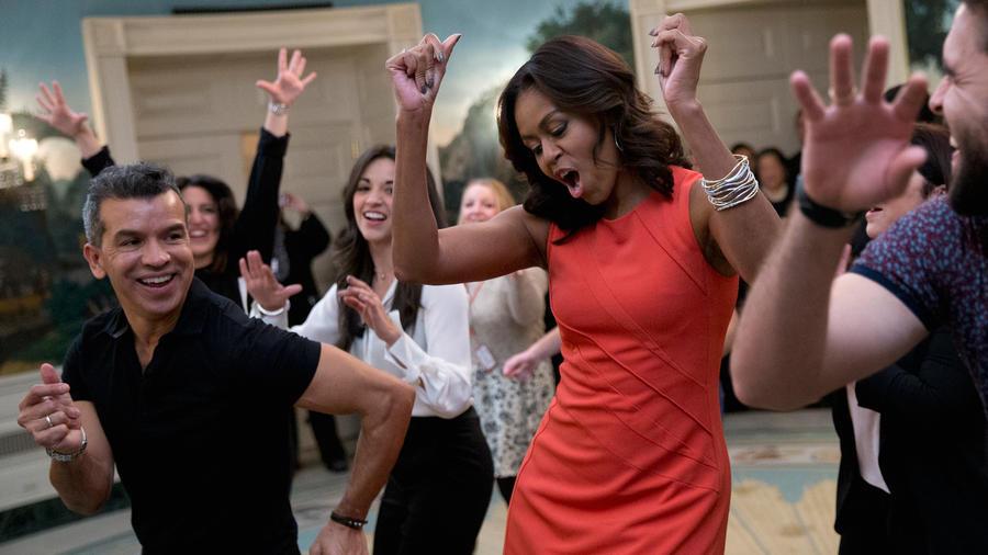 Michelle Obama, Casa Blanca  2015