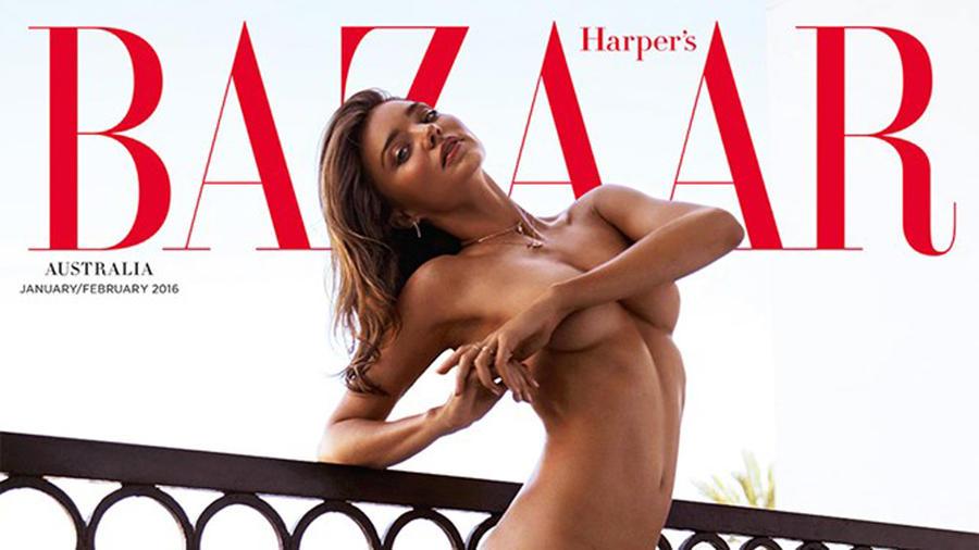 Miranda Kerr, Harper's Bazaar Australia 2016