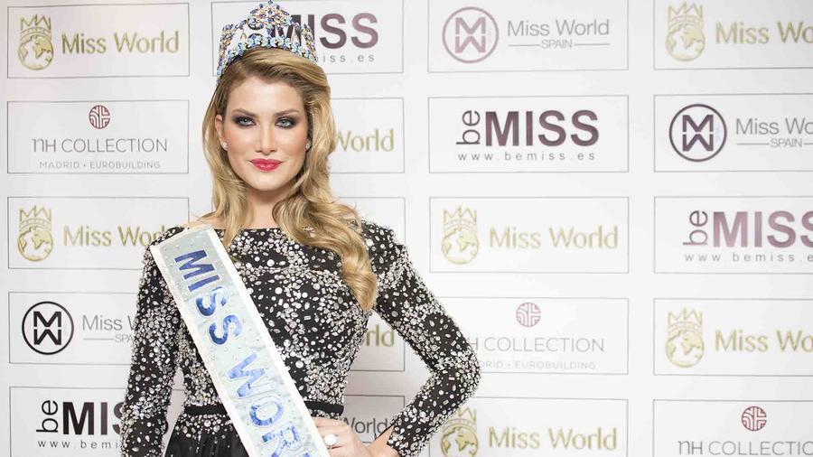 Mireia Lalaguna, Miss Mundo 2015