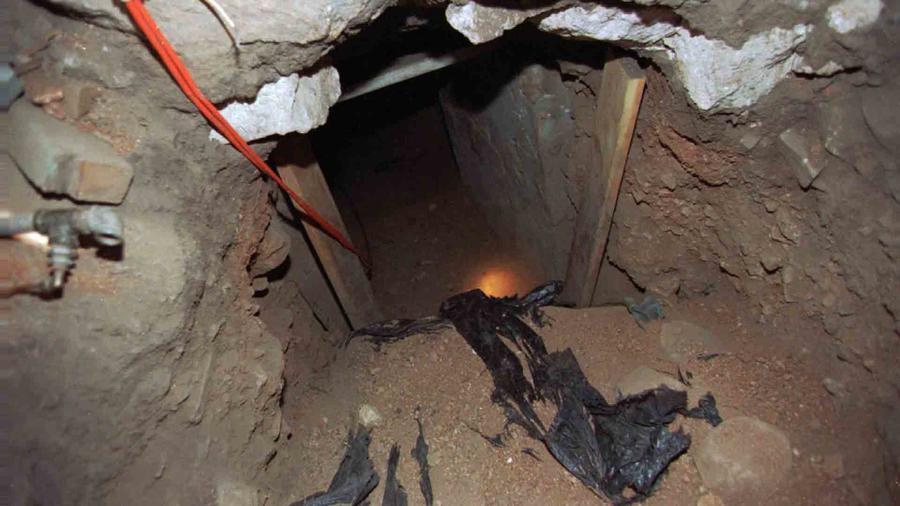 Túnel fronterizo