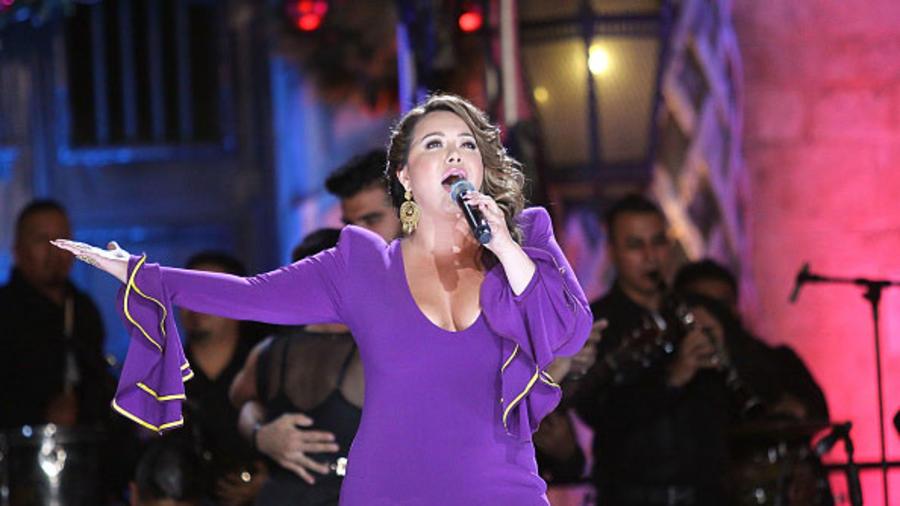 Teleton USA 2014Chiquis Rivera cantando en el teletón 2014