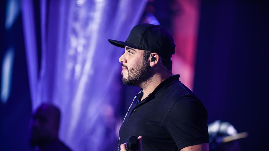 Gerardo Ortíz ensayos Premios Billboard 2016