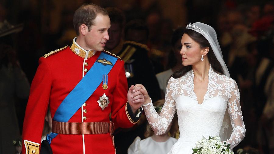 Kate y William