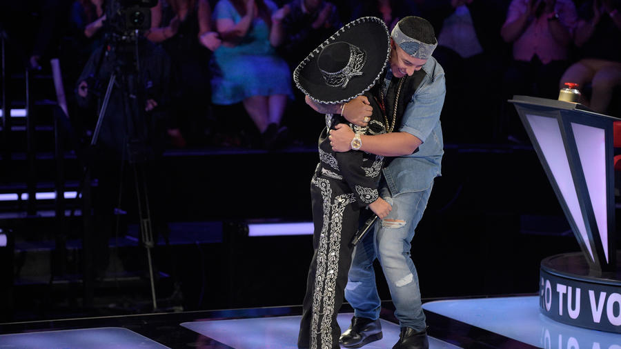 Jose Daddy Yankee audición a ciegas La Voz Kids 2016