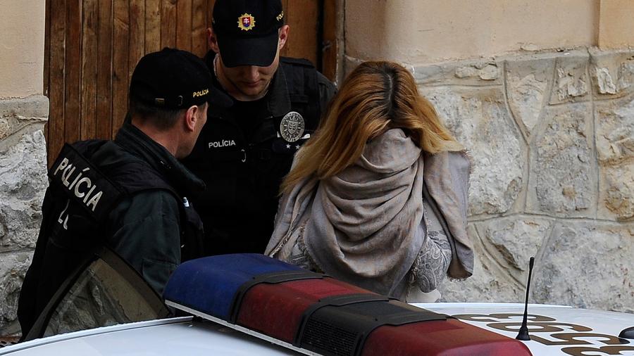 Modelo condenada a 15 anos de prisión por matar a su novio