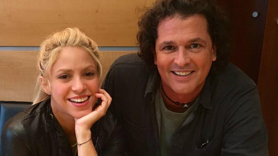 Shakira & Carlos Vives