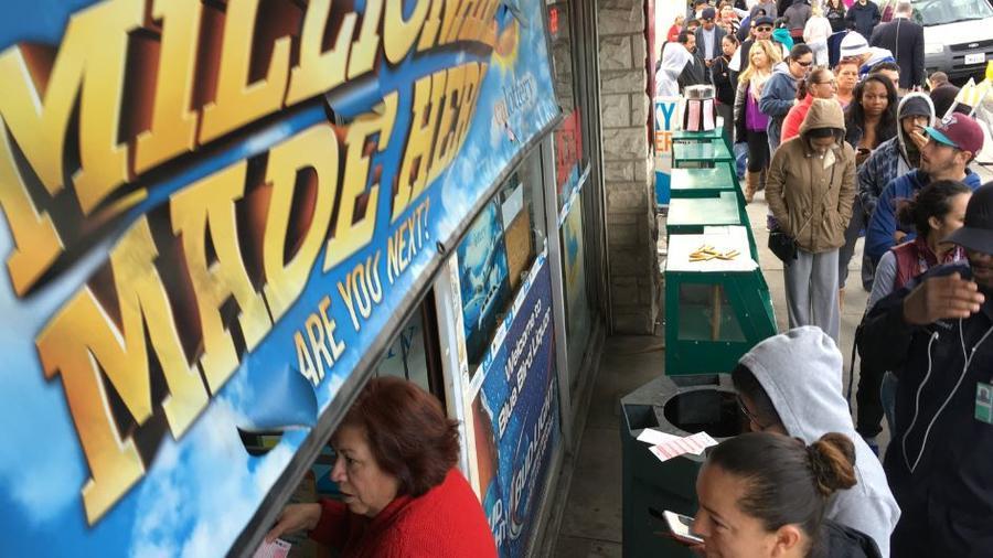 La lotería de 1,600 millones de dólares generó una fiebre de compra de boleros en todo el país