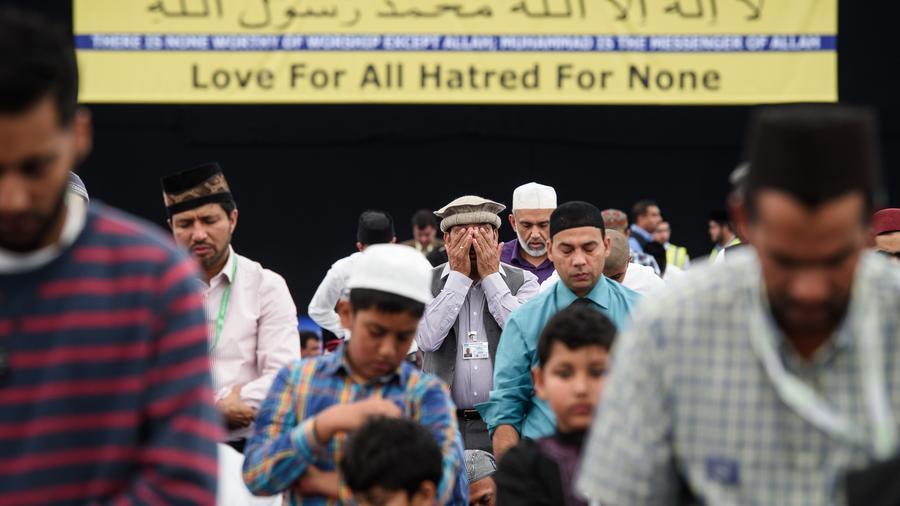 BRITAIN-RELIGION-ISLAM-AHMADIYYA