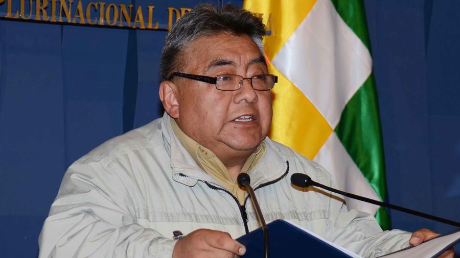 viceministro asesinado en bolivia