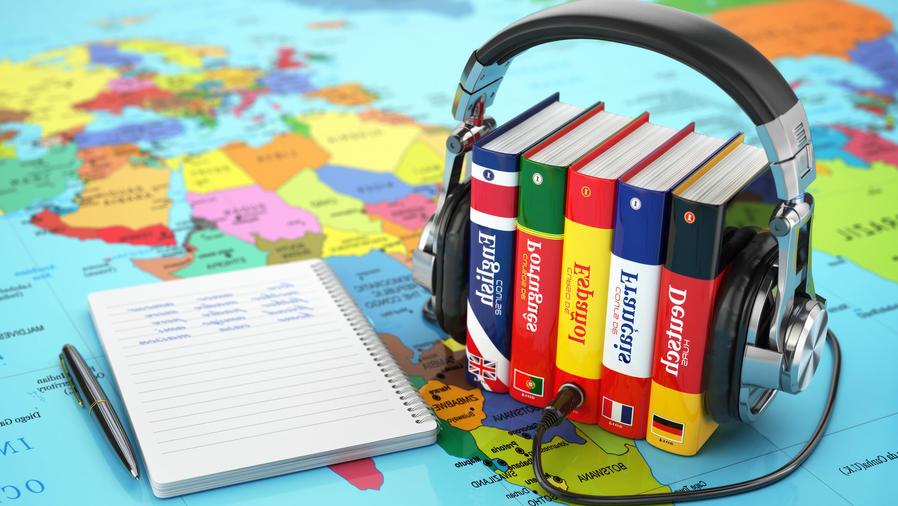 Libros para aprender idiomas