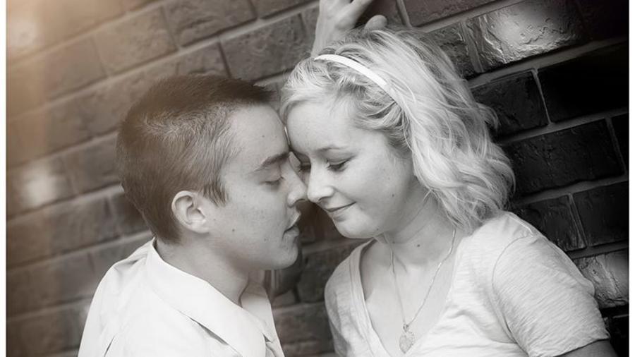 Katie y Dalton Prager