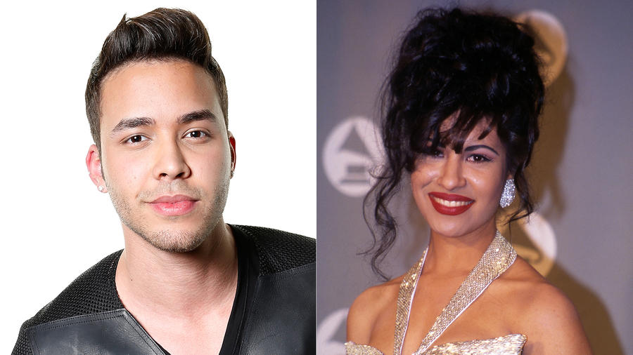 Prince Royce & Selena Quintanilla