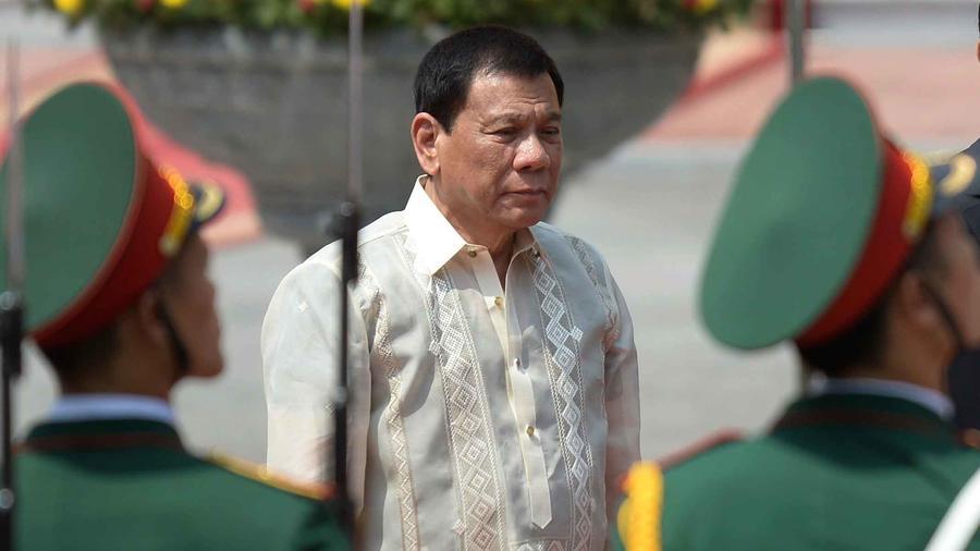 presidente de filipinas hitler