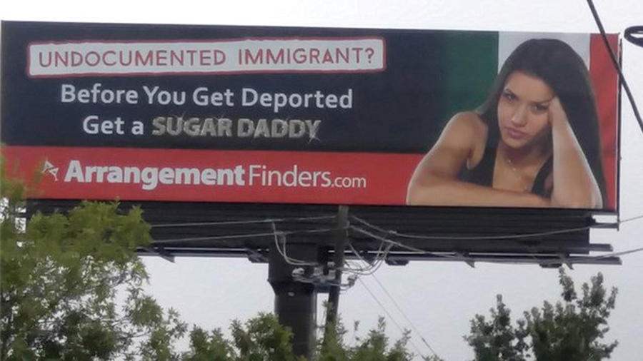 Sugar Daddy Billboard