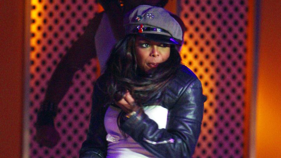Janet Jackson en los MTV Video Music Awards Japan 2004