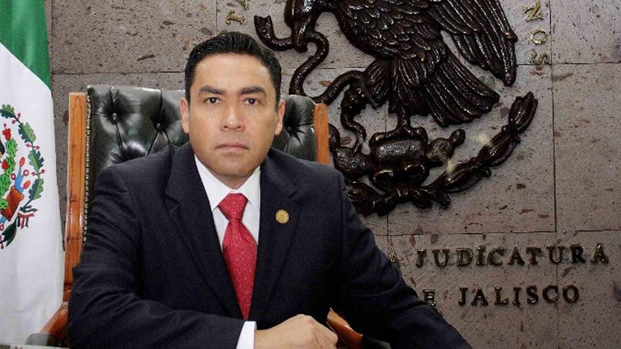 Magistrado Luis Carlos Vega