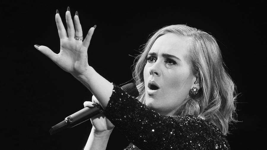 Adele en el Barclaycard Arena