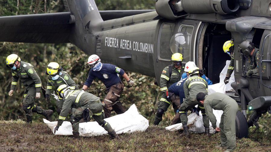 Chapecoense en Colombia