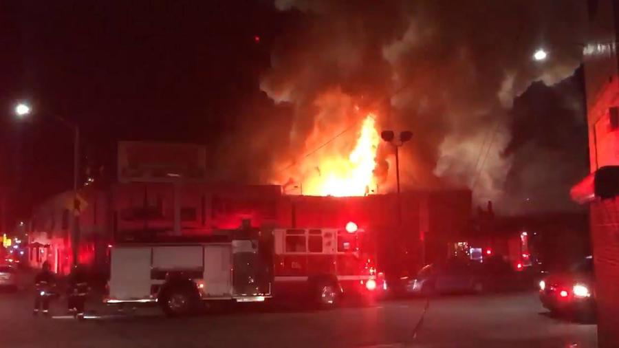incendio mortal en disco en oakland