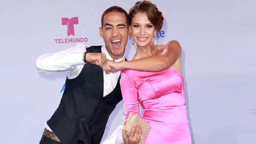 Carolina Miranda y Michel Duval