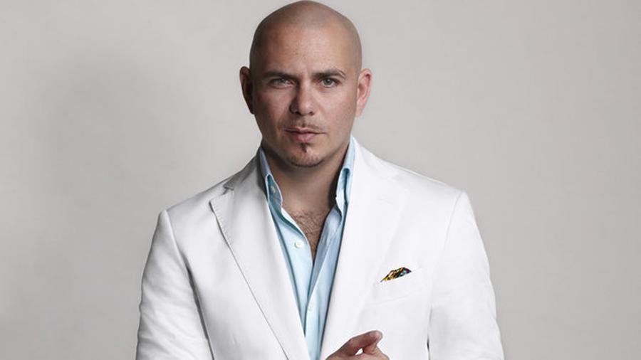 Foto promocional de Pitbull 2016