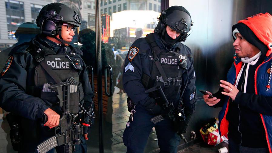 chequeos de seguridad en nueva york