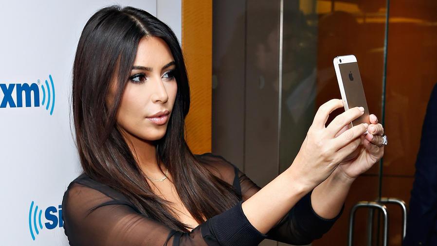 Kim Kardashian regresa con nuevo selfie a Snapchat