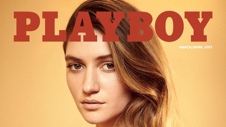 Los desnudos vuelve a Playboy