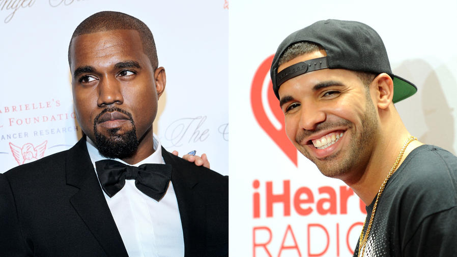 Kanye West & Drake