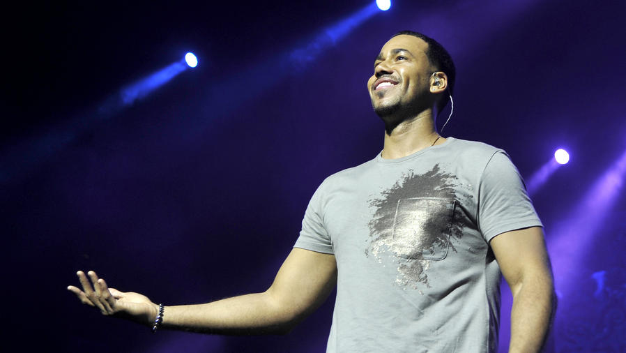 Romeo Santos en Los Angeles
