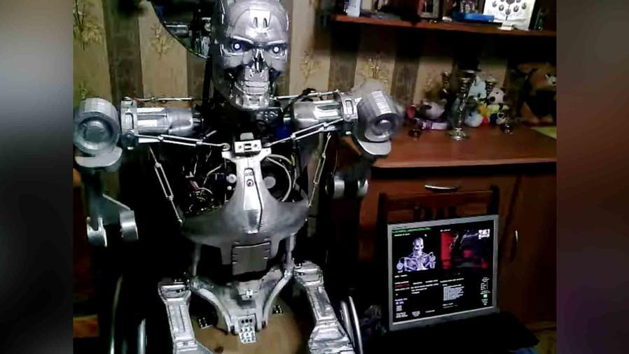 Terminator: prototipo ruso