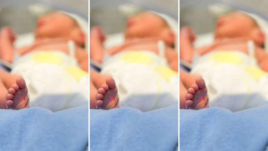 Mujer en China dio a luz a trillizos
